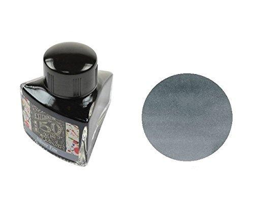 Diamine 40ml d'encre stylo plume Fox Argent-150année édition anniversaire