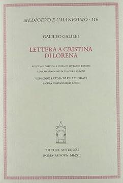 Cover Lettere a Cristina di Lorena