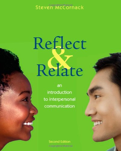 Reflect and Relate: An Introduction to Interpersonal...