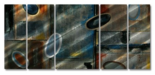 AllMyWalls SWL00003 Contemporary Metal Wall Decor Unique Artwork