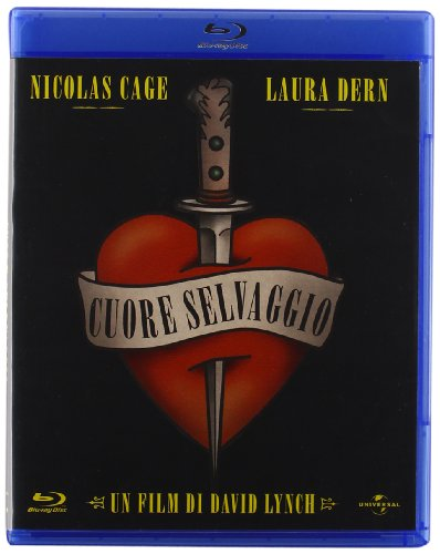 Cuore selvaggio [Blu-ray] [IT Import]