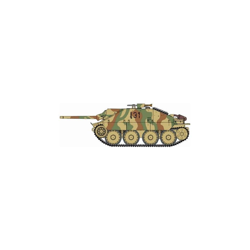1/35 Jagdpanzer 38(t) Hetzer, Black Knight Series #4, included 2 figures Model Kit Die Erzahlung Des Schwarzen Ritters Motofumi Kobayashi Eastern front 1943 German Nazi tank armored military vehicle WWII World WAR 2 two II second Oberleutnant Ernst von B