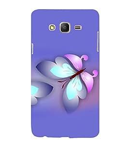 printtech Wonderland Horrer Joker Back Case Cover for Samsung Galaxy On7