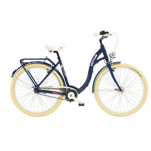 Kettler Nena Balloon Ladies blue (2013) (Frame size: 53 cm) City bike womens 7 Speed