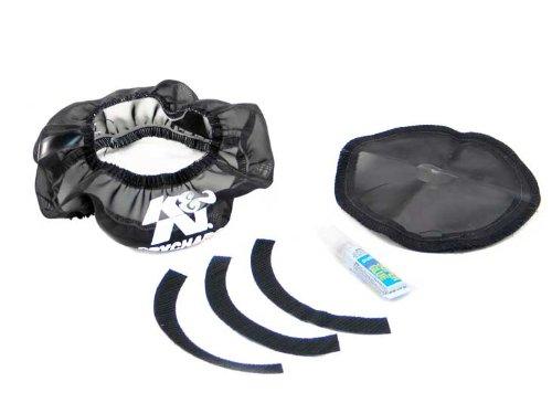K&N YA-4503DK Yamaha Black Air Filter Wrap