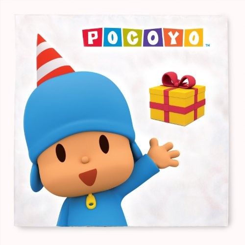Learn More About Pocoyo Lunch Napkins (20)