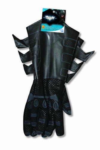 Rubies Costume Co Batman Dark Knight Rises Batman Gauntlets Costume at Gotham City Store