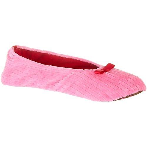 Cheap Hue Corduroy Essential Shue Slippers (B009NRZ1O6)