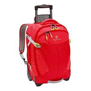 Eagle Creek Activate 21 rolling case Wheeled Backpack red 2015 suitcase from Eagle Creek