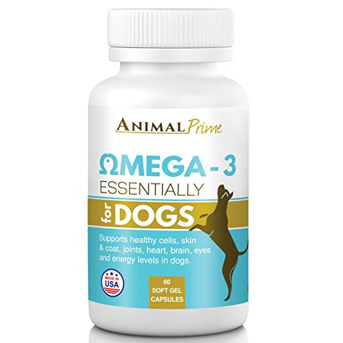 Omega 3 for dogs fish oil capsules for arthritis pain for Fish oil for arthritis