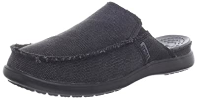 crocs Men's Santa Cruz Flatbed Clog