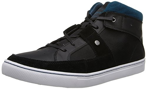 Original Penguin Men's After Hours Fashion Sneaker,Black,9.5 M US