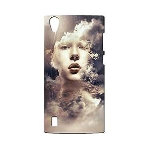 BLUEDIO Designer Printed Back case cover for VIVO Y15 / Y15S - G4511