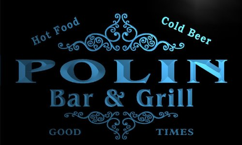 u35526-b-polin-family-name-bar-grill-home-brew-beer-neon-sign-barlicht-neonlicht-lichtwerbung