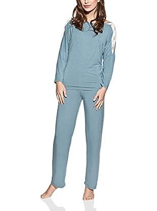 Luisa Moretti Pijama (Azul)