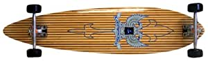 Landyachtz Totem Bamboo Series (TOW01) Downhill/Freeride Complete Longboard