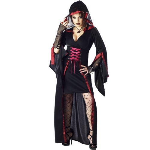 California Costumes Women's Midnight Ritual Female Costume