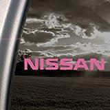 Nissan Pink Decal GTR SE-R S15 S13 350Z Window Pink Sticker