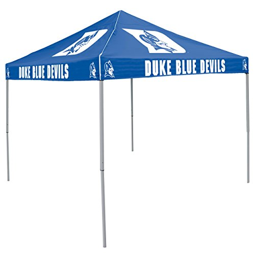 NCAA Duke Blue Devils 9-Foot x 9-Foot Tailgating Canopy, Blue (Duke Blue Devils Chair compare prices)