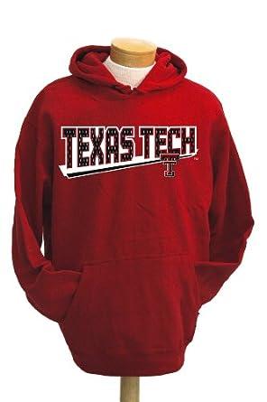 NCAA Texas Tech Red Raiders Ladies Owler Hooded Sweatshirt by CI Sport