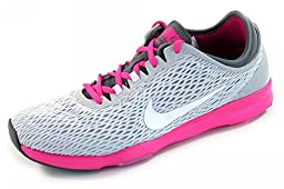 Nike Zoom Fit Sz 6 Womens Cross Training Shoes Grey New In Box