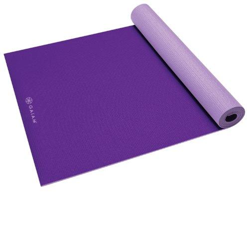 Gaiam Yoga Block New In Plastic Purple