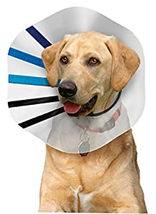 KONG E-Collar for Dogs, Extra Large Clear