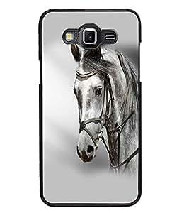 PRINTSWAG HORSE Designer Back Cover Case for SAMSUNG GALAXY GRAND 3