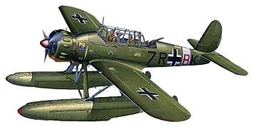 Italeri - I2675 - Maquette - Aviation - Arado AR196 A-3 - Echelle 1:48