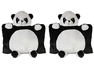 DEALS INDIA Deals India Panda Pillow