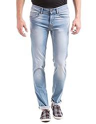 Prym Men's Slim Fit Jeans (8907423052093_2011543503_32_Light Blue )