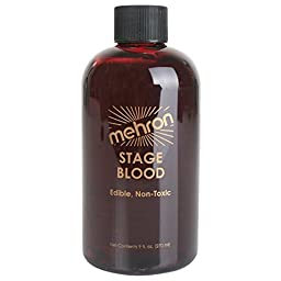 152 (Bright Arterial 9oz) Mehron Blood