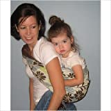 Lucky Baby City Girl Sling - Medium By Lucky Baby Slings          Click for more info