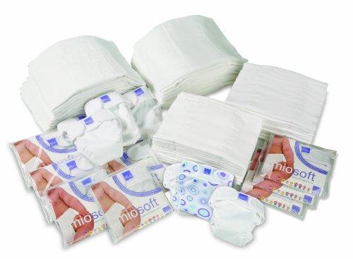 Bambino Mio Birth To Potty (White) <15kgs