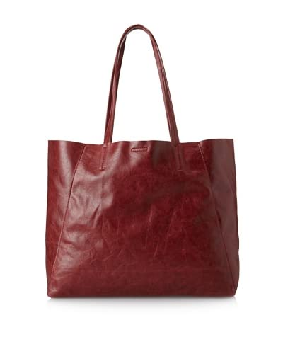 Streets Ahead Women's Classic Small Tote, Bordeaux