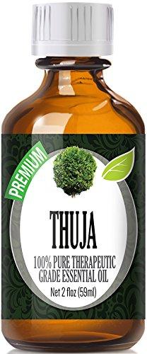 Thuja (60ml) 100% Pure, Best Therapeutic Grade Essential Oil - 60ml / 2 (oz) Ounces