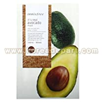 Innisfree real mask avocado (5 Sheets)