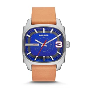 Diesel Analog-Quartz Blue Dial Men's Watch Dz1653