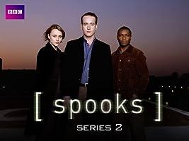 Spooks Season 2