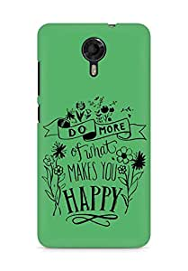 AMEZ do more of what makes you happy Back Cover For Micromax Canvas Xpress 2 E313
