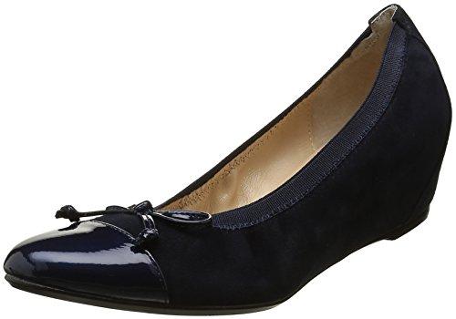 Jb Martin1 Glorie - Ballerine Donna , Blu (Bleu (Che Vel Nuit/Vver Glossy Navy)), 40