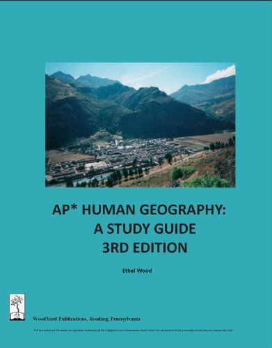 AP Human Geography: A Study Guide, 3rd edition by Ethel Wood (2012-08-30) (Ethel Wood Ap Human Geography compare prices)