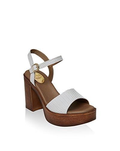 UMA Sandalo Con Tacco Denise [Ghiaccio]