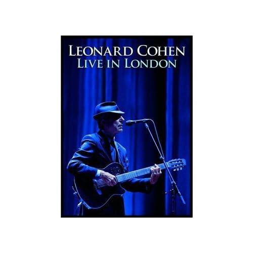 Leonard Cohen   Live In London 2009 dvdrip Scanou [quebec team] (FreeLeech) ( Net) preview 0