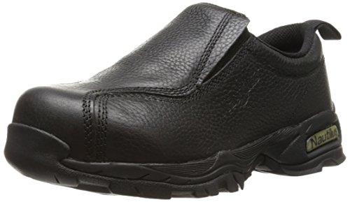 Nautilus Safety Footwear Women'S 1631 Slip-On Shoe,Black,7 M Us