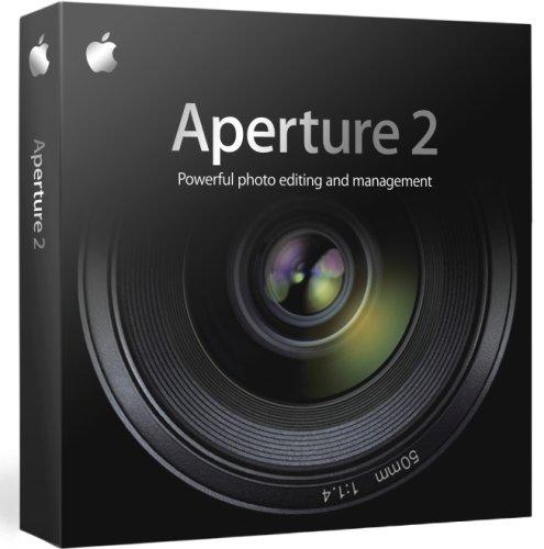 Apple Aperture 2.1.1 [OLD VERSION]