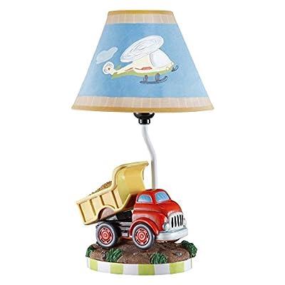 Fantasy Fields Transportation Table Lamp