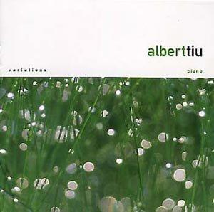 Honens International Piano Competition Laureate Series - Albert Tiu: Variations