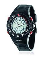SECTOR Reloj de cuarzo Man R3251172040 negro/gris