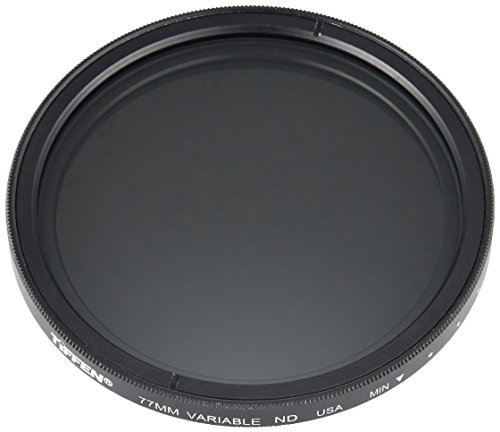 Tiffen 77mm Variable Neutral Density Filter 77VND for Camera lenses (Singh Ray Variable Nd Filter compare prices)
